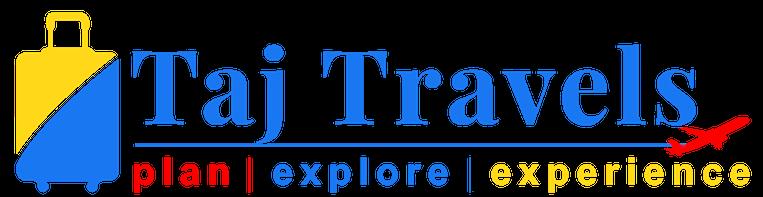 Taj Travels Reisebüro Köln Logo